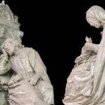 Joseph Dreaming, Sculpture, Chartres by Jill Geoffrion