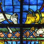 Nativity, Chartres by Jill Geoffrion