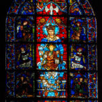 Belle Verriere Chartres by Jill Geoffrion
