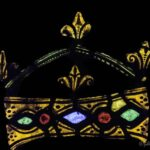 Crown, Belle Verriere, Chartres by Jill Geoffrion