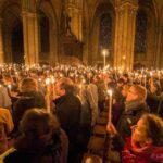 Paschal Vigil, Chartres by Jill Geoffiron