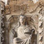 Perseverance Sculpture Chartres