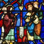 Life of Mary, Chartres by Jill Geoffrion