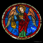 Angel, South Rose Chartres by Jill Geoffrion