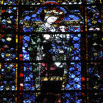 Mary Breastfeeding Jesus, Chartres by Jill Geoffrion