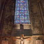 The Passion Window at Chartres by Jill Geoffrion
