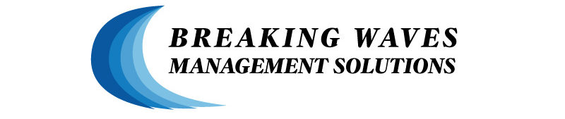 Breaking Waves Management Solutions Logo