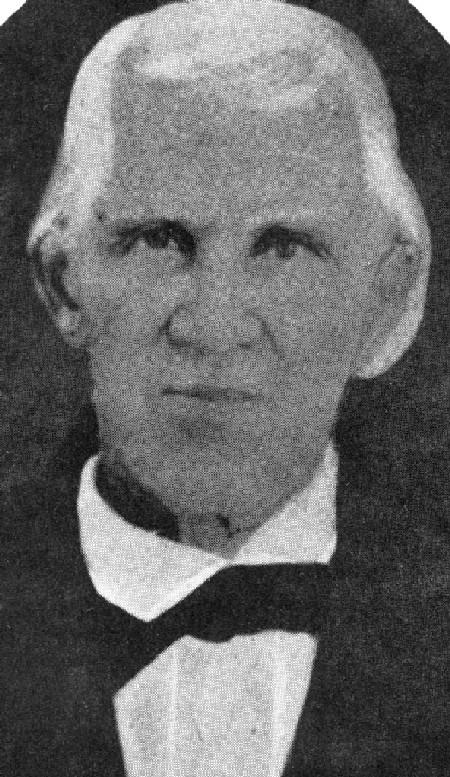 William Cazier was born January 21, 1794 in Prince William County, Virginia.