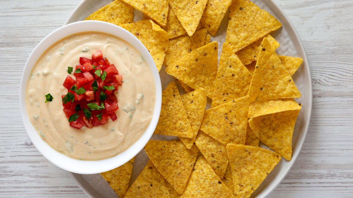 Chips and Queso*