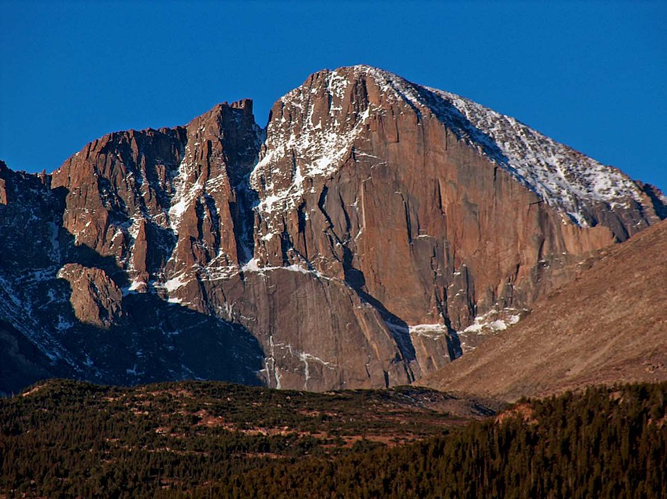 Colorado 14er Listed With Colorado's 53 14ers in Fourteeners List of Mountain Peaks Fourteener Climbers Can Both Hike & Climb