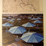 Blue Umbrellas Project