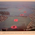 Surrounded Islands Biscayne Bay