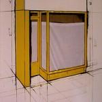 Yellow Storefront