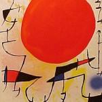 Miro Lithograph I, Number III