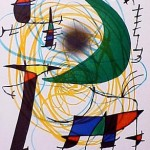 Miro Lithography I, Number V