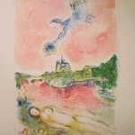 Chagall Lithographies