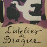 Affiche Pour L' Atelier de Braque