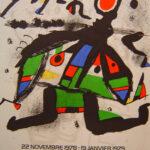 Galerie Maeght Exhibiton 1978