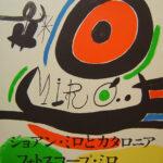 Presentation of 3 Books on Miro in Japan