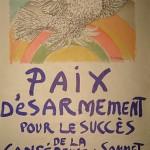 Peace Disarmament