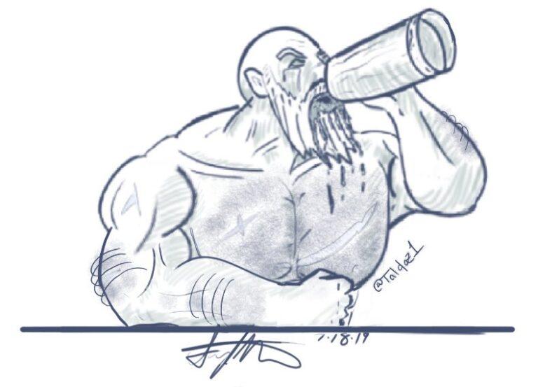 D&D Beer Pairings: The Barbarian