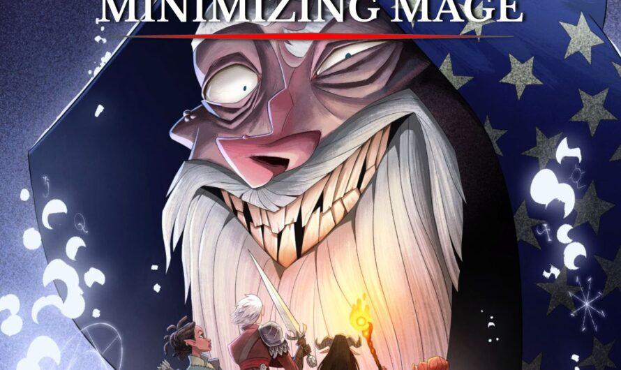 Mansion of the Minimizing Mage