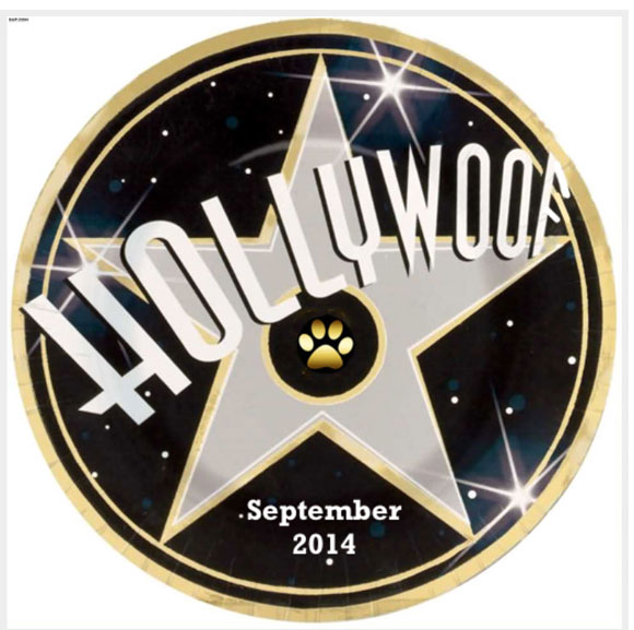 Wigglebutts go Hollywoof Fundraiser for OBG Cocker Rescue