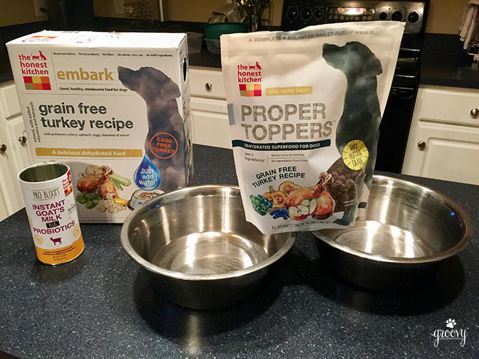 PROPER TOPPERS - SUPERFOOD DOG CLUSTERS