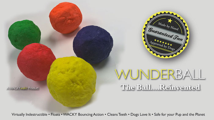 WUNDERBALL - THE BALL REINVENTED