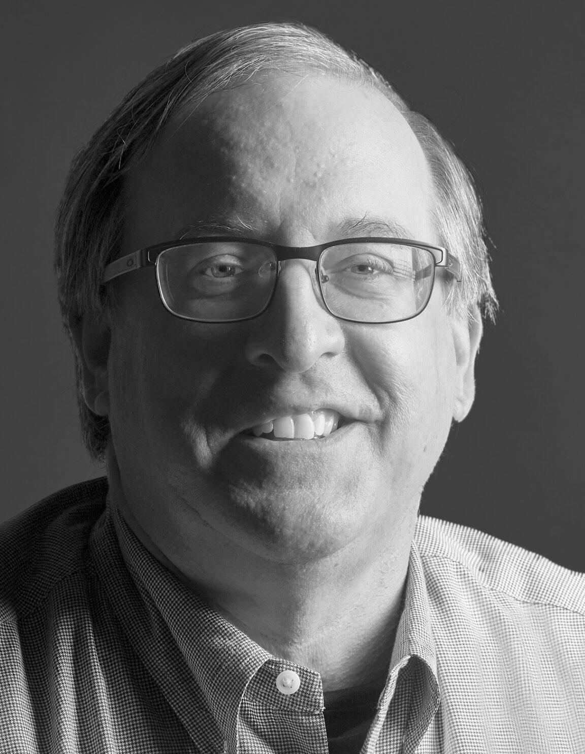 Portrait of Jeffrey Hoeflich