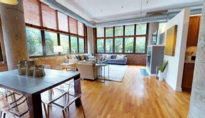 Apartamento de West Loop Chicago 3D Model