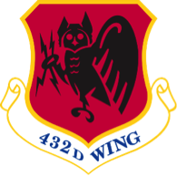 432d AF Wing Creech Air Force Base
