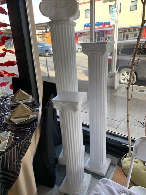 Colonnade Columns Image