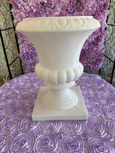 Urn, Roman Cream Image