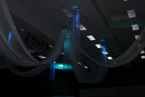 Under the Sea Prom Ceiling