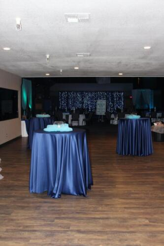 Under the Sea Prom Lounge