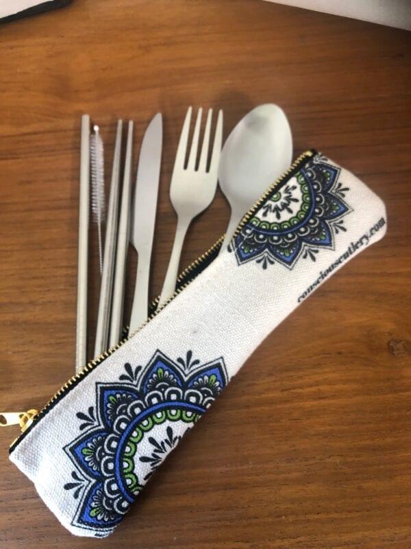 eco-friendly gift idea travel cutlery