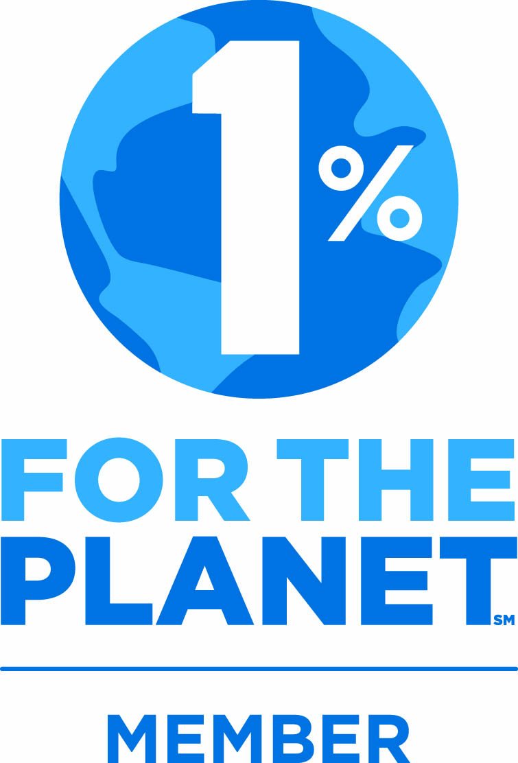 One percent for the planet business member