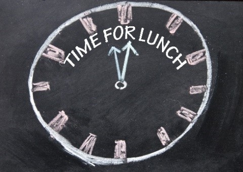 TimeForLunchClock