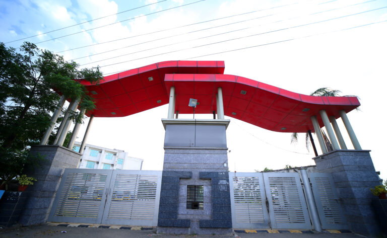 yamuna institute entry gate