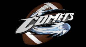Oct 9 Comets Football BYE