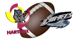 Sept 18 Football Hartnell Panthers vs Contra Costa Comets