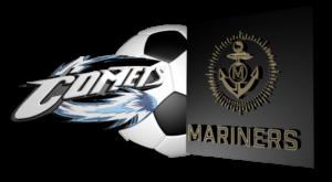 Oct 8 Men's Soccer Contra Costa Comets vs Marin Mariners