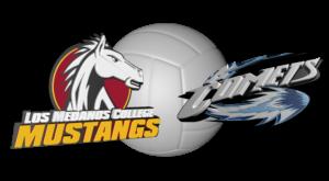 Oct 13 Volleyball Los Medanos Mustangs vs Contra Costa Comets