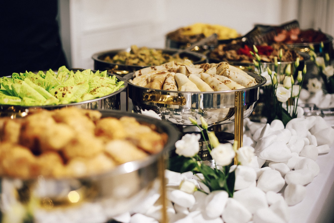 Har ni koll på hur mycket mat som går åt på er buffé i påsk eller hur mycket den egentliga kostnaden är?