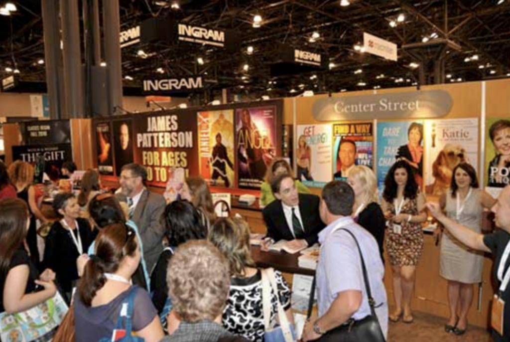 Glenn Plaskin Ghostwriter at Book Expo America