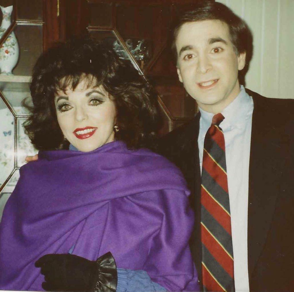 Glenn Plaskin Ghostwriter With Joan Collins
