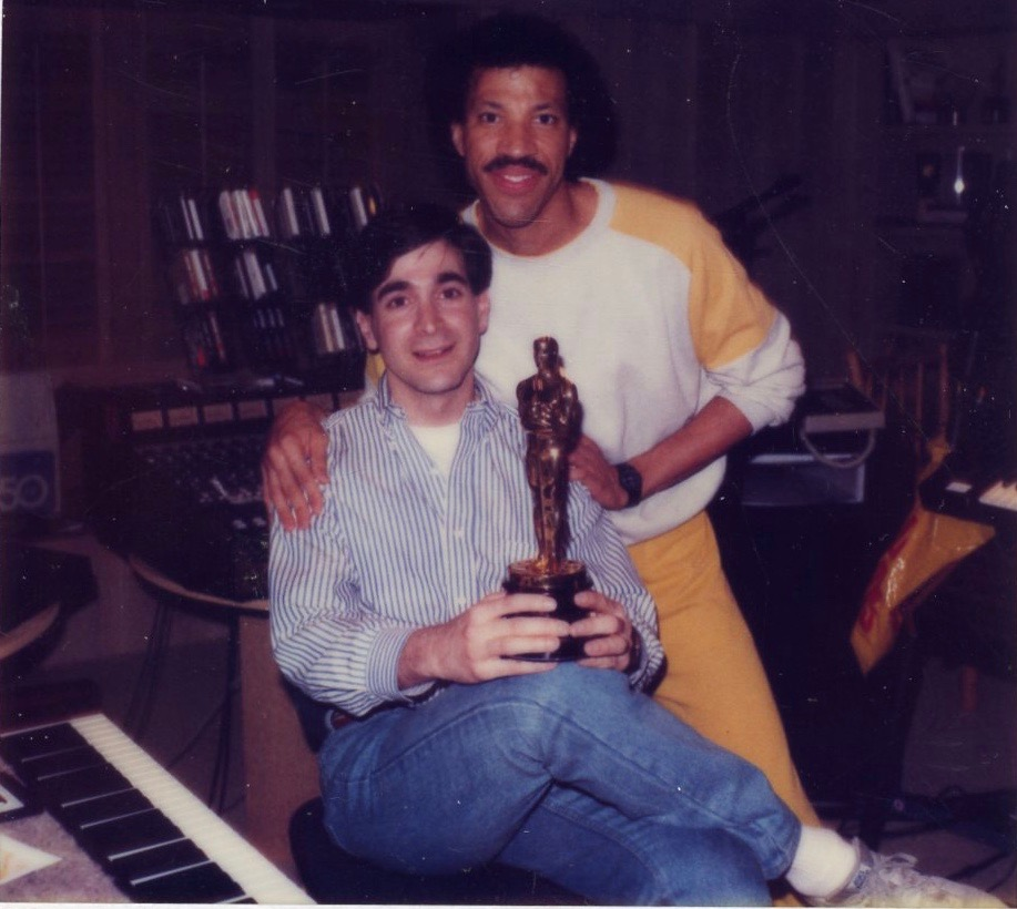 Glenn Plaskin Ghostwriter Working With Lionel Richie