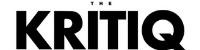 The Kritiq Fashion Show Logo