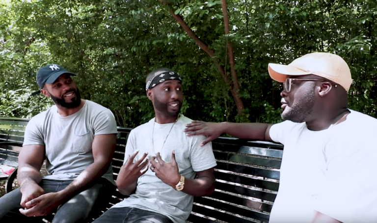 Video: Three Black Fathers Talk About Sex and Kids